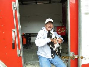 Bob got some ones goat.